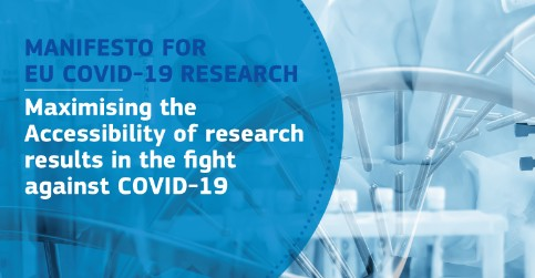 MANIFESTO FOR EU COVID-19 RESEARCH